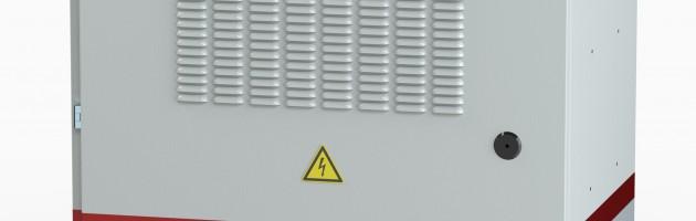 Шкаф управления электрообогревом стрелочных переводов модернизированный ШУЭС-М